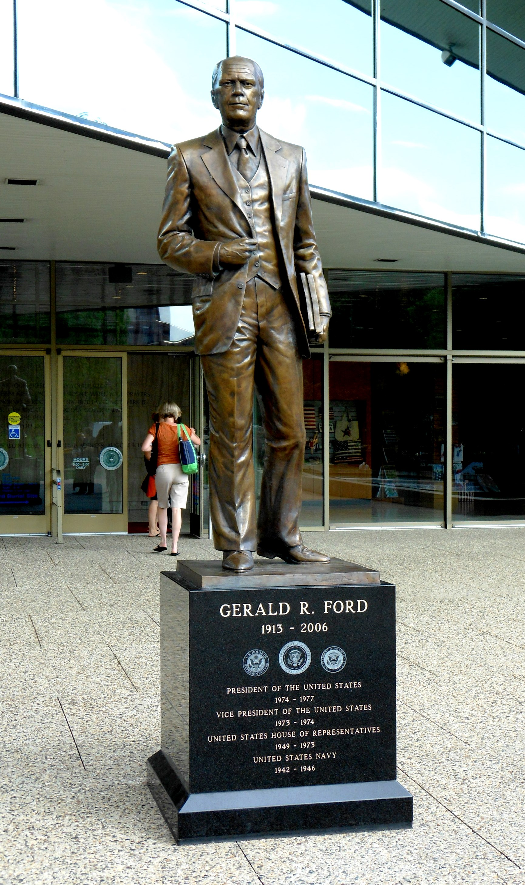 Gerald R Ford Presidential Museum Schipperhaven